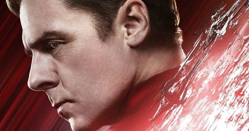 Tarantino's Star Trek Is at Least 5 Years Away Says Simon Pegg