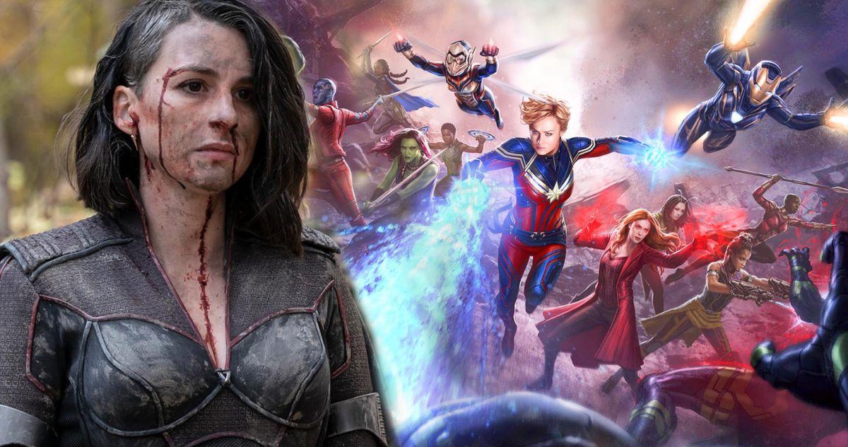 The Boys Season 2 Avengers Endgame Inspiration Avengers: Endgame A-Force Scene Angrily Inspired The Boys Season 2 Finale Beatdown
