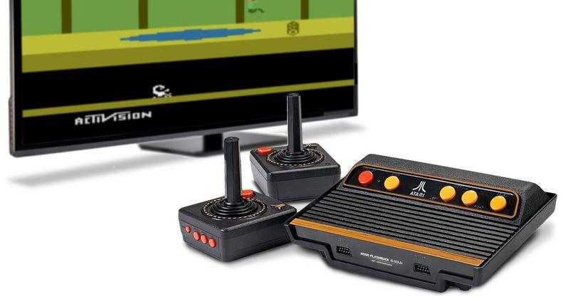 Atari & Sega Genesis Flashback Console Pricing and Pre-Orders Announced