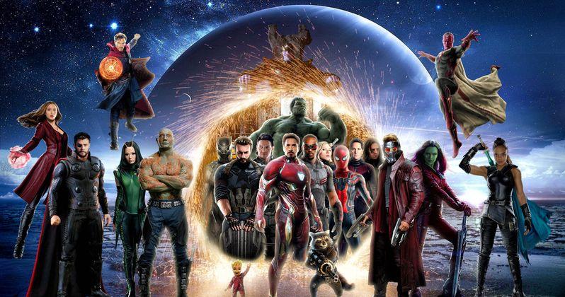 AMC's Infinity War Movie Marathon Lineup and Details Confirmed