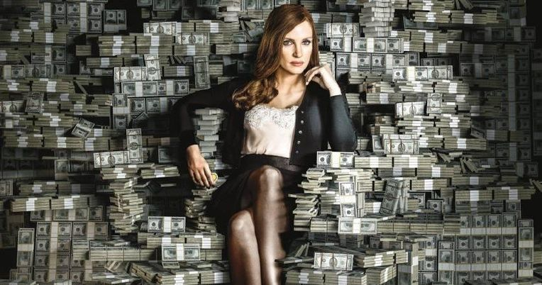 Molly's Game Review #2: This High Stakes Drama Is a Safe Bet