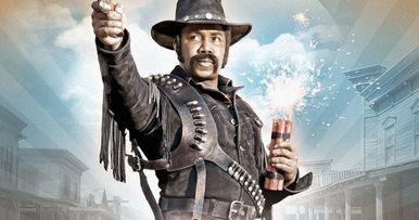Outlaw Johnny Black Trailer: The Black Dynamite Saga Continues