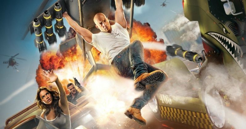 Fast & Furious Supercharged Ride Coming to Universal Orlando