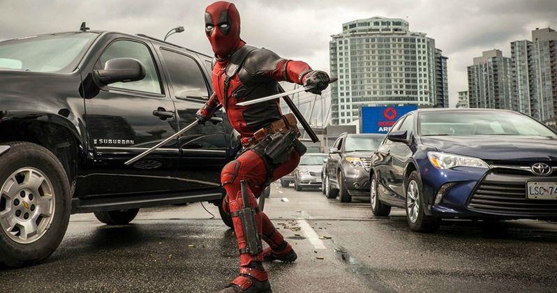 Deadpool Red Band Trailer Arrives!