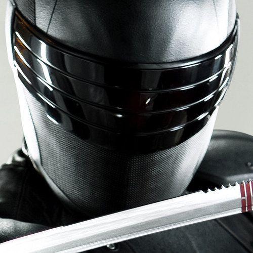 G.I. Joe Retaliation Snake Eyes Vs. Storm Shadow Clip