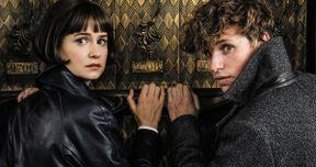 Fantastic Beasts 2 First Look Reunites Newt and Tina