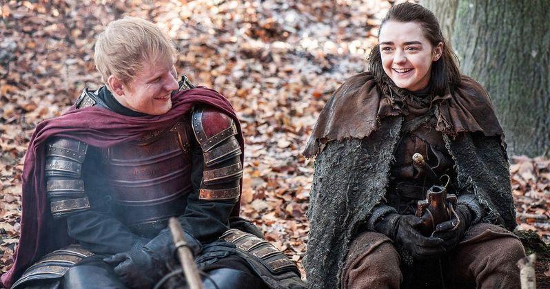 Game of Thrones Season 7 Director Responds to Ed Sheeran Blacklash