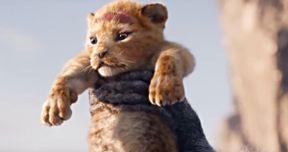 Disney's The Lion King Remake Trailer Has Arrived