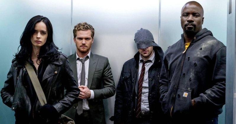 Marvel's Defenders Trailer Gets Ready for War on Netflix