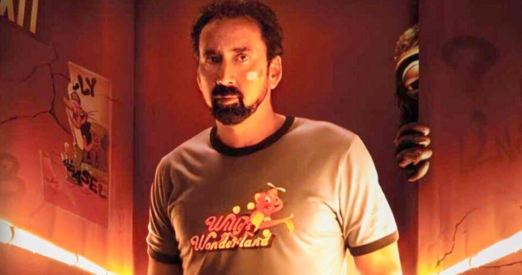 Трейлер «Страна чудес Вилли» заманивает Николаса Кейджа в кошмарный мир аниматроников-убийц