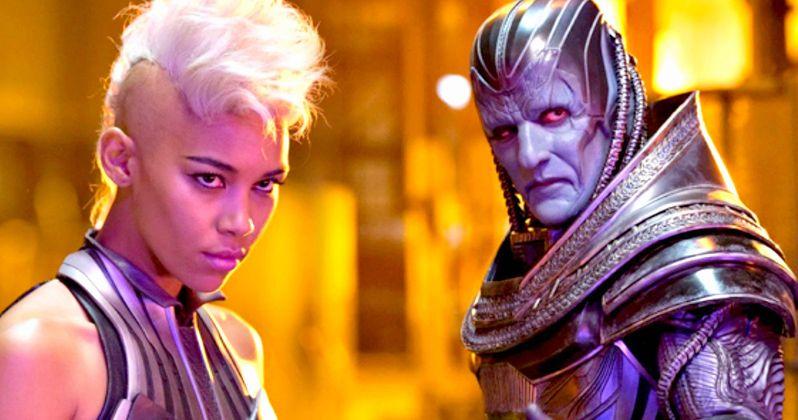 Here's How Storm Meets en Sabah Nur in X-Men: Apocalypse