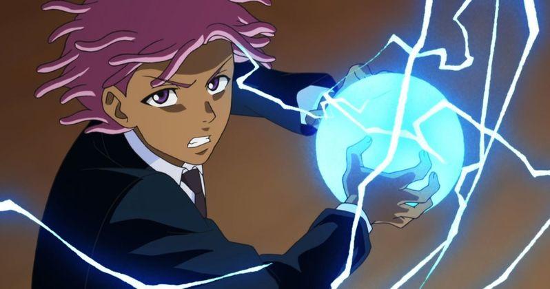 Jaden Smith Goes Anime in Netflix's Neo Yokio Trailer