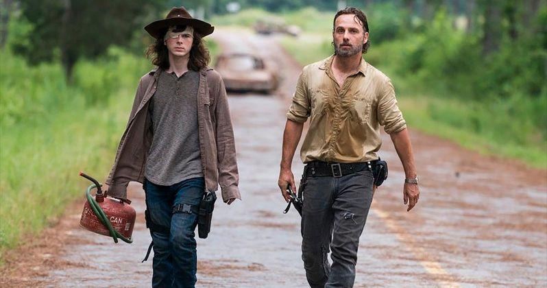 The Walking Dead Mid-Season Finale Review & Recap