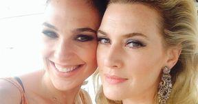 Gal Gadot Shares First Triple Nine Set Photos