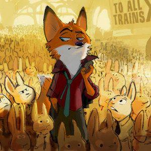 Disney Announces Zootopia, Concept Art Revealed