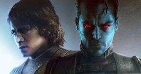 Anakin Skywalker Returns in Thrawn: Alliances Cover Art