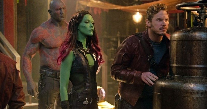First Look at Kraglin in 7 New Guardians of the Galaxy Images