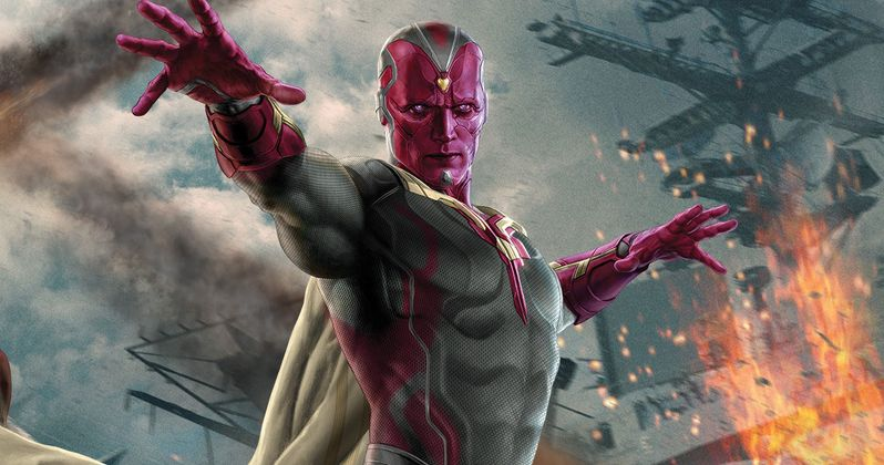 Avengers 2 Blu-ray Featurettes Spotlight Ultron, Vision & the Twins