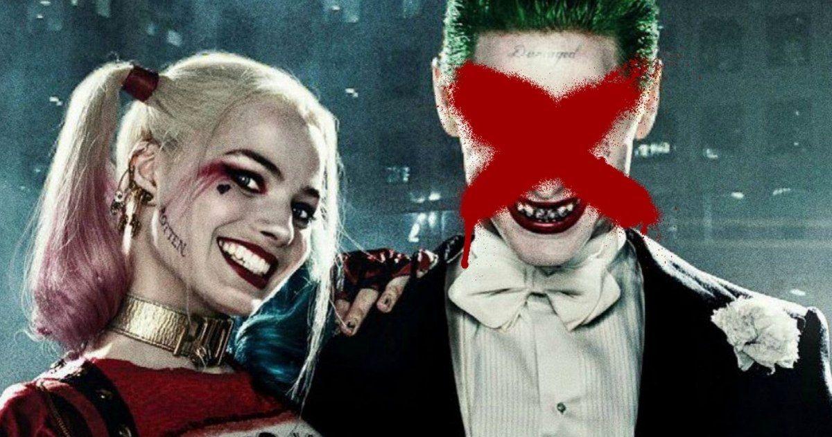Birds Of Prey Set Photo Teases Joker Harley Quinn Break Up