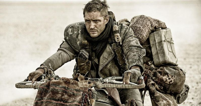 Tom Hardy Clashes with Mutants in 5 Mad Max: Fury Road Photos