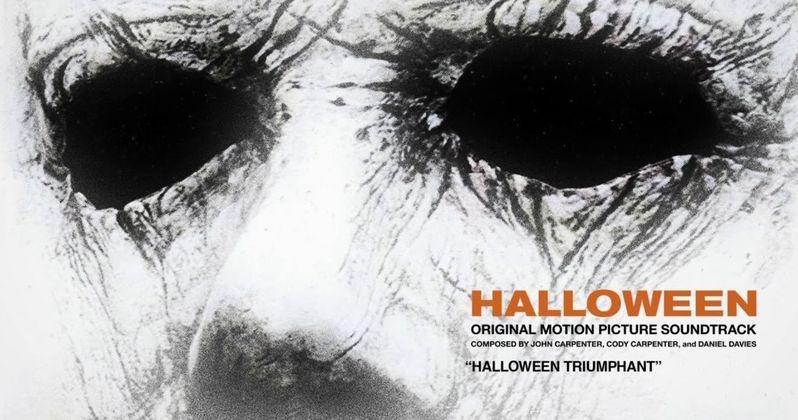 Listen to Halloween Triumphant from John Carpenter's New Halloween Score