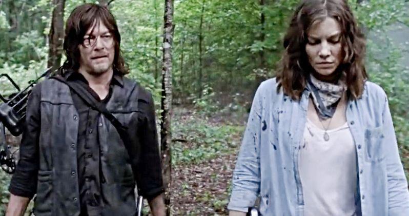 First Walking Dead Season 9 Footage Teases Civil War on the Horizon