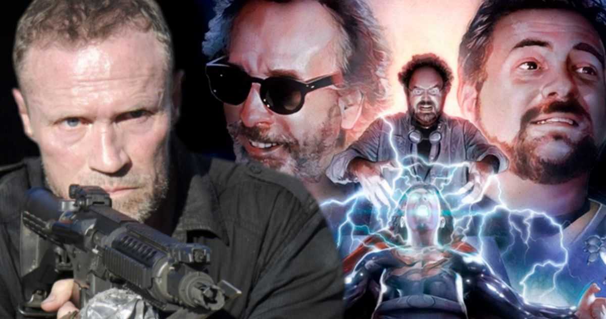 Kevin Smith Wanted Mallrats Co-Star Michael Rooker as Lex Luthor in Superman Lives