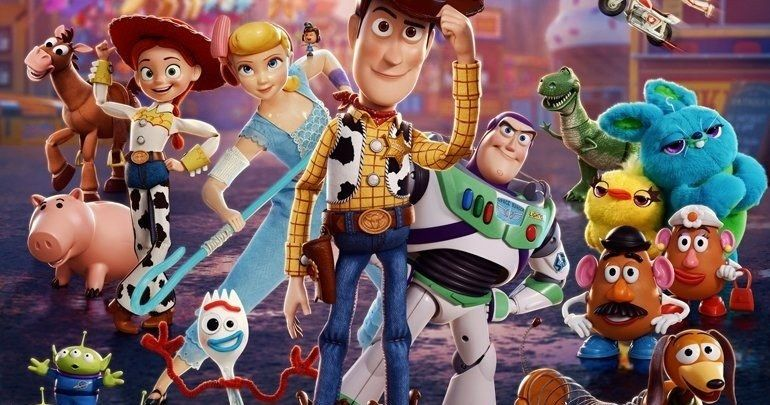 Toy Story 4 First 17-Minutes Gets Unveiled to Weeping CinemaCon Audience