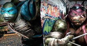 New Teenage Mutant Ninja Turtles Trailer Images and Promo Art