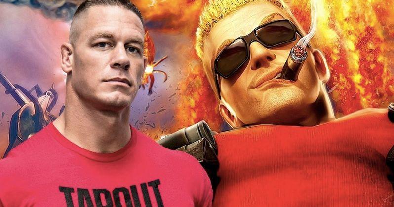 Duke Nukem Movie Targets John Cena
