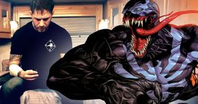 Tom Hardy Needs a Break in Latest Look at Venom