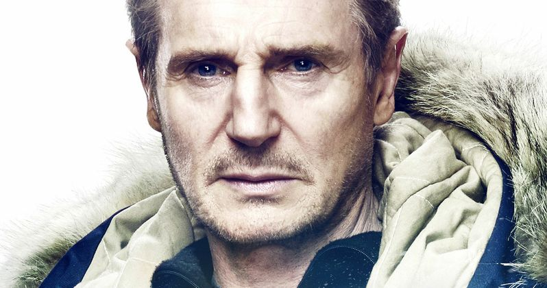 Liam Neeson Is Ready for Icy Revenge in First Cold Pursuit Clip