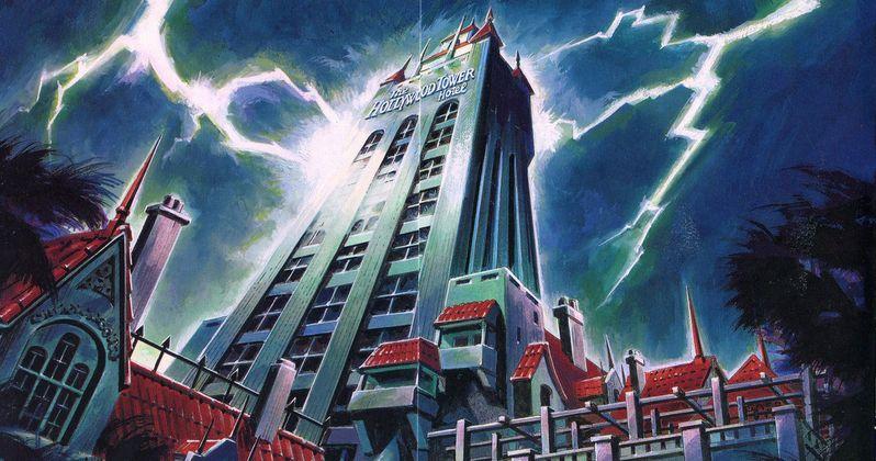 Tower of Terror Movie Reboot Planned at Disney