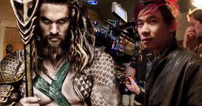 Aquaman Movie in Danger of Losing Director James Wan?