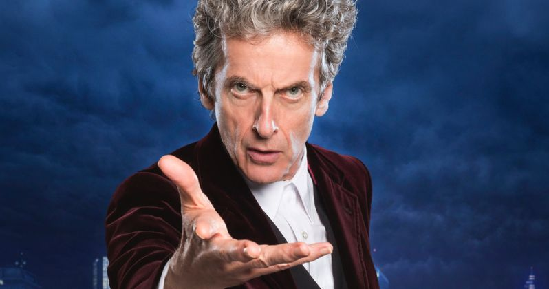 Steven Moffat's Doctor Who Run Defended by Peter Capaldi