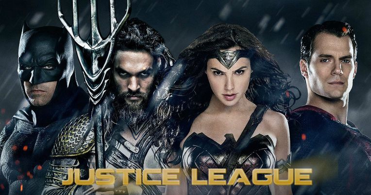 Justice League Movie Title Revealed