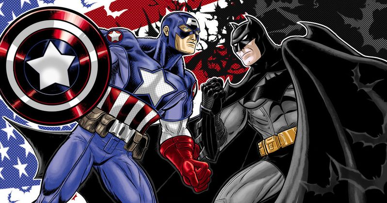 Marvel Refuses to Back Away from Batman Vs. Superman Release Date