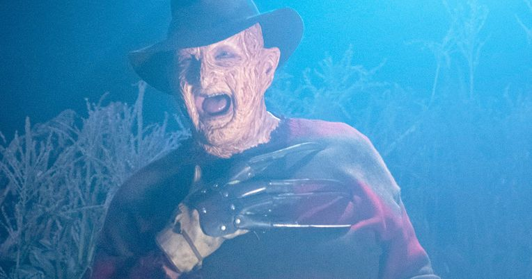 Insane Freddy Krueger Photos Show Off The Goldbergs Halloween Episode