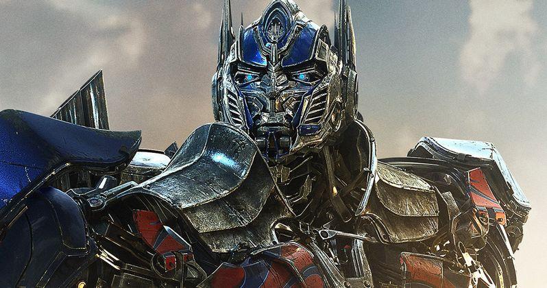 Transformers 5 Begins Shooting in May