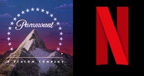 Netflix & Paramount Team for Landmark Multi-Movie Deal