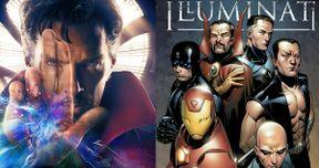 Is Doctor Strange Bringing the Illuminati Into the MCU?