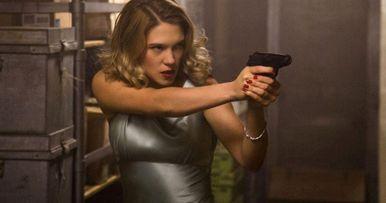 Lea Seydoux Will Return as Madeleine Swann in James Bond 25
