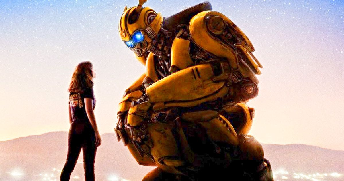 bumblebee poster prepares for a new transformers adventure