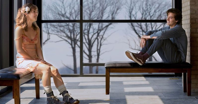 Five Feet Apart Trailer: Cole Sprouse Gets Wrapped Up in a Tearjerker Romance