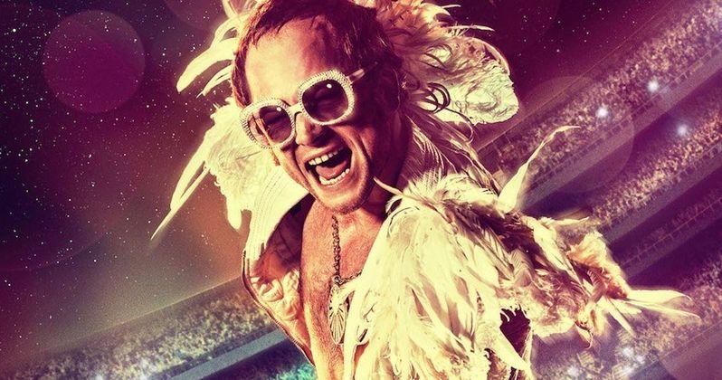 Rocketman Preview Goes Behind-the-Scenes of Elton John Biopic