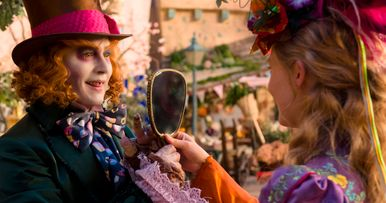 Alice Must Save the Mad Hatter in 3 Through the Looking Glass Clips
