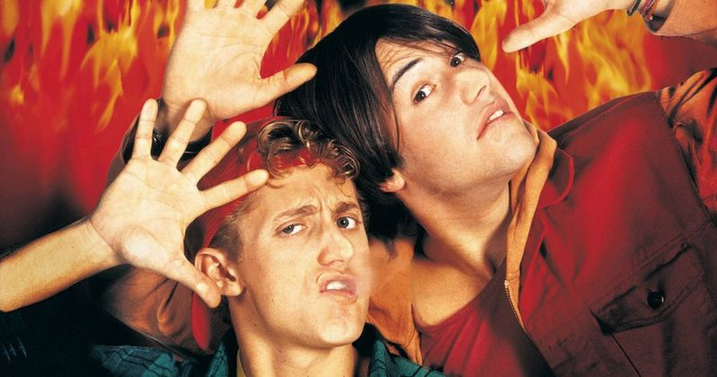 Bill & Ted 3 Is Ready But Needs Financing Says Keanu Reeves