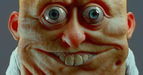 Real-Life SpongeBob and Patrick Are Terrifying