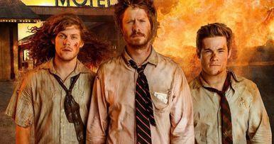 Workaholics Creators & Seth Rogen Team for Game Over, Man!