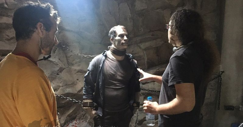 Bub Returns in First Look at Day of the Dead Remake